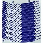 Adesivo Escape V-Brake Azul - Aro 24/ 26/ 26X1.1/2