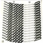 Adesivo Escape V-Brake Branco - Aro 24/ 26/ 26X1.1/2