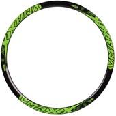 Adesivo Vmaxx 26 Disc Verde Neon
