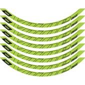 Adesivo Vnine 29 Disc Verde Neon