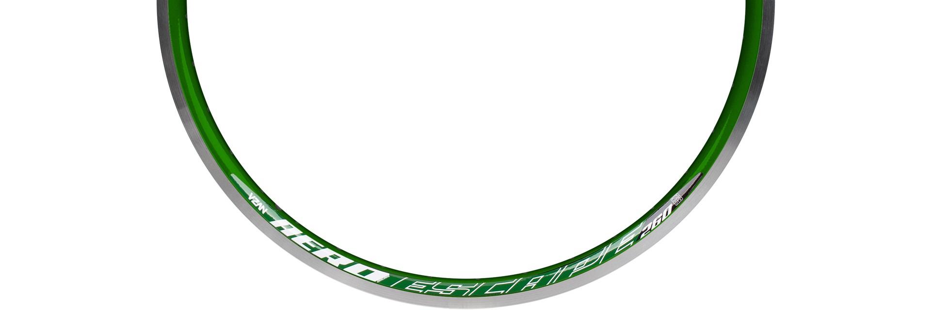 Aro Escape 260 20/36F Verde Verniz