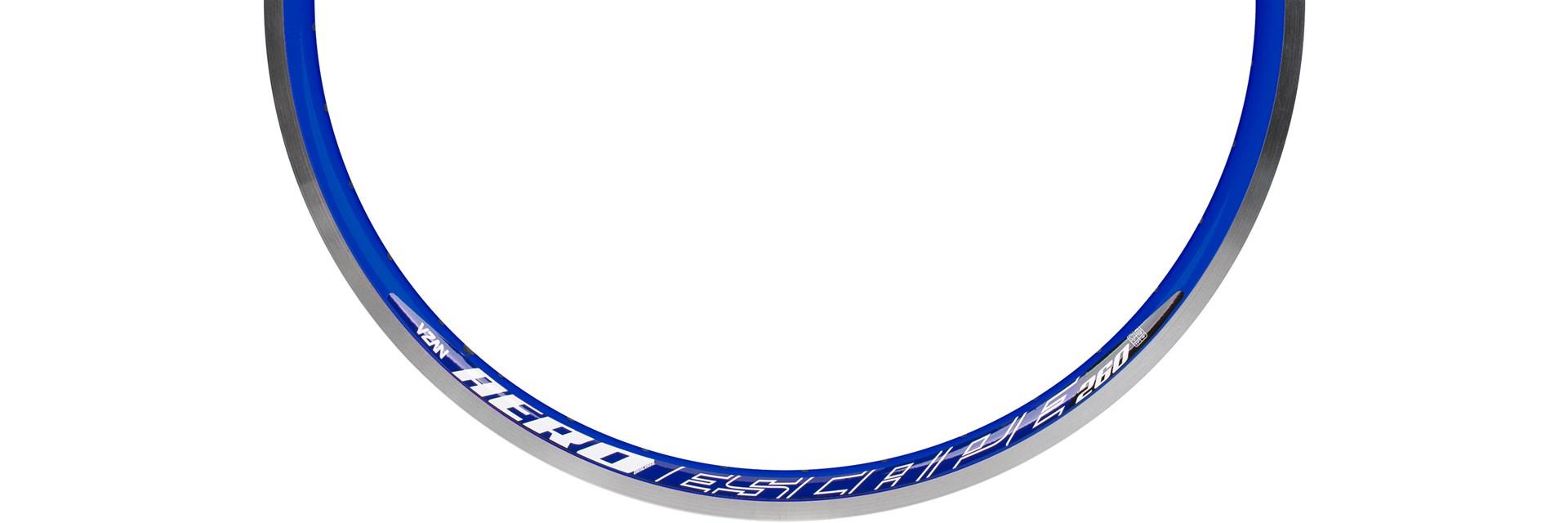 Aro Escape 260 26/36F Azul Verniz