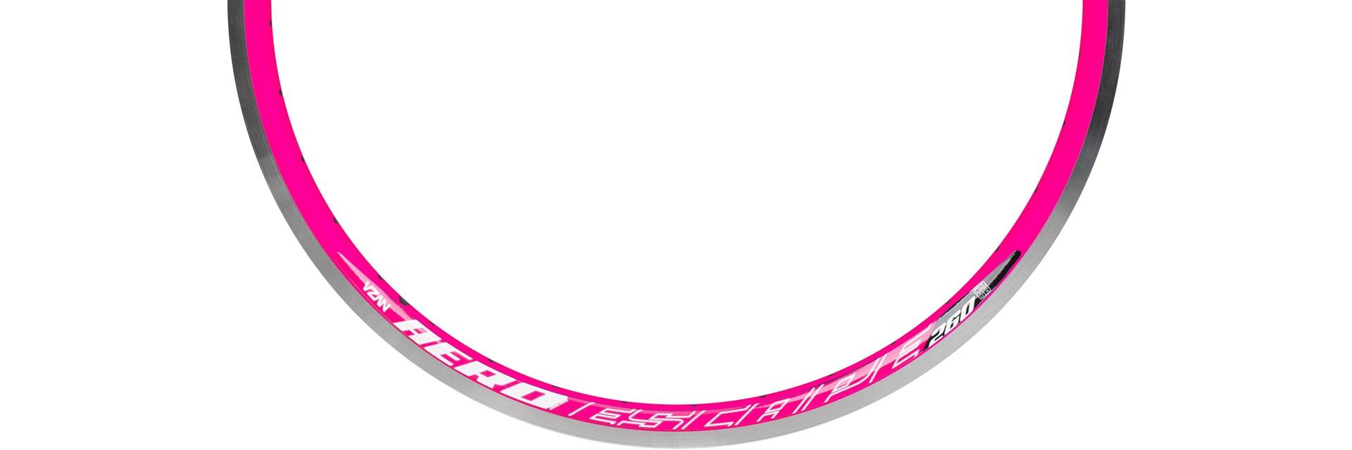 Aro Escape 260 26/36F Rosa Neon