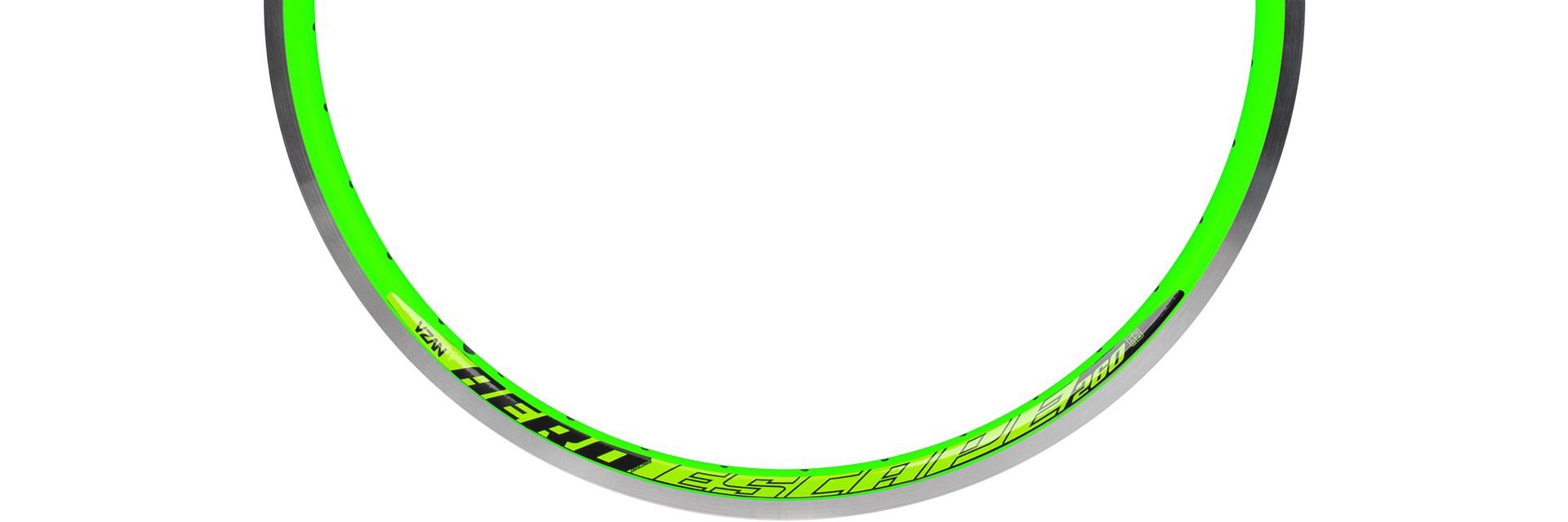Aro Escape 260 26/36F Verde Neon
