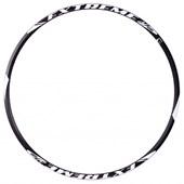 Aro Roda Extreme 26/28f Xco Preto Disc