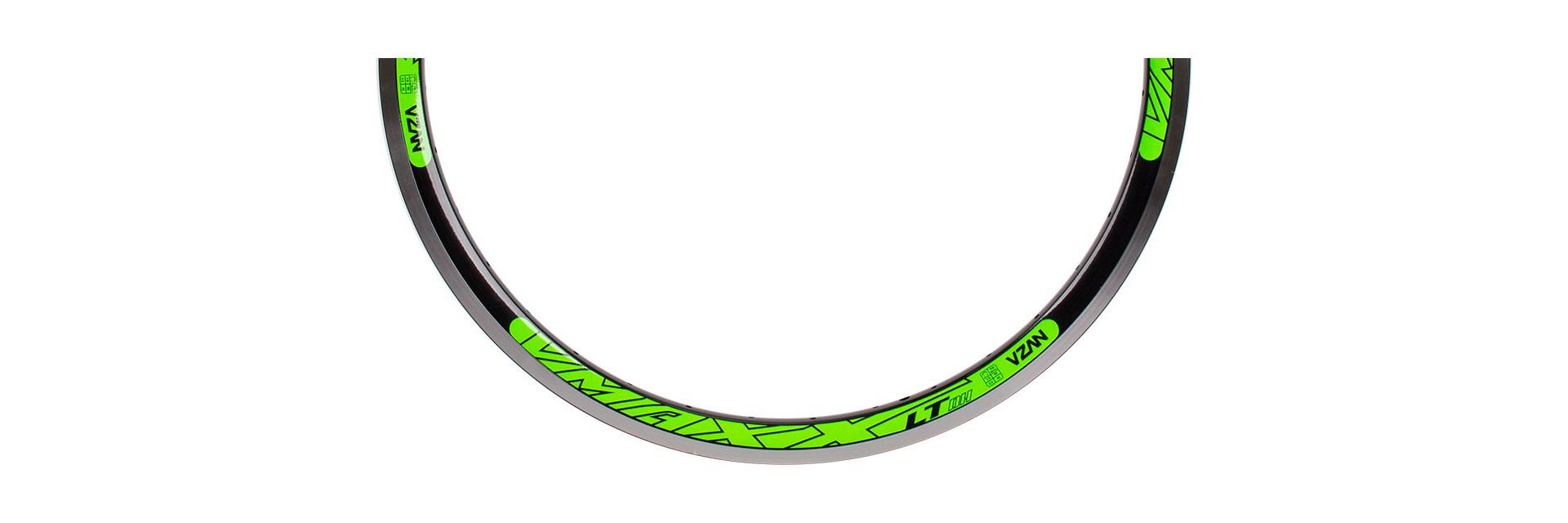 Aro Vmaxx Lt 26/36F Preto - Ad Verde Neon