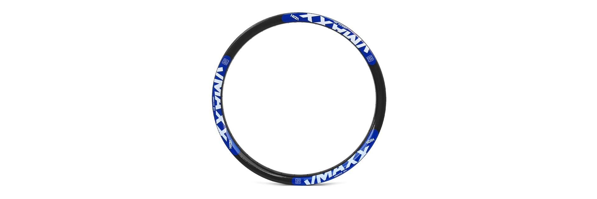 Aro Vmaxx Lt 26/36F Preto Disc - Ad Azul