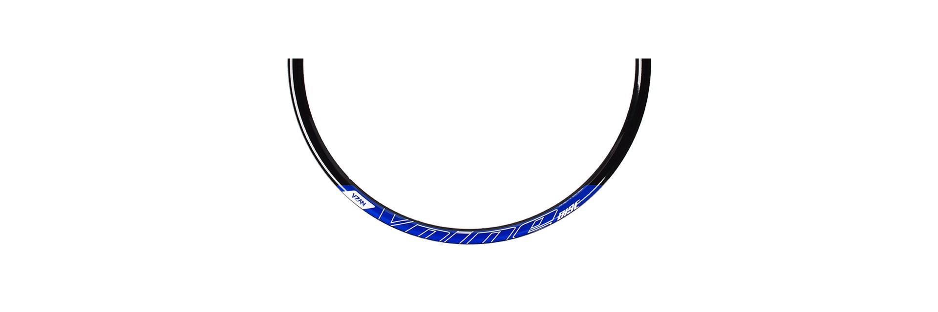 Aro Vnine 29/36F Disc Preto Ad Azul