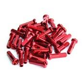 Niple Aluminio Vermelho 1.8