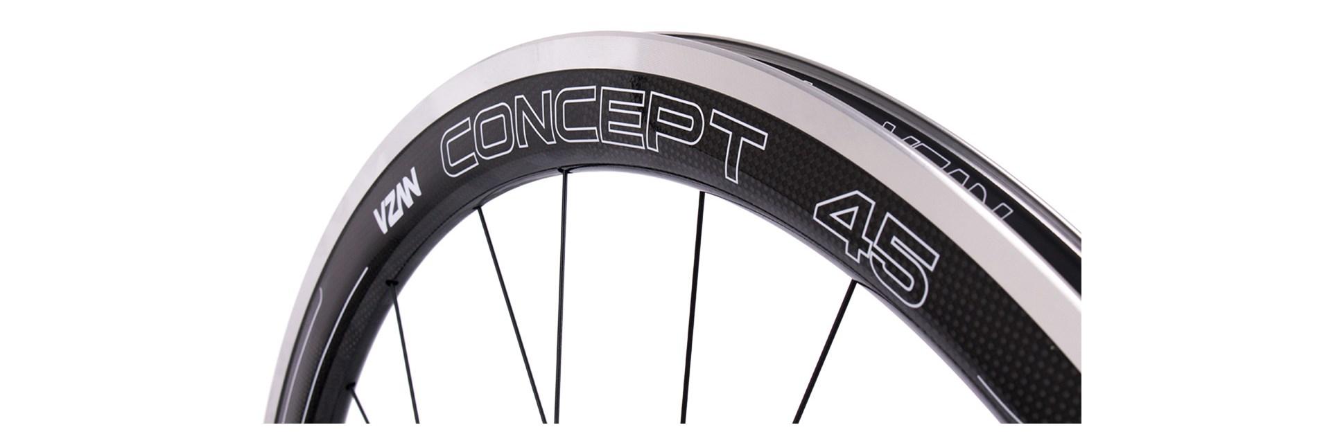 Roda Concept Carbon 45C